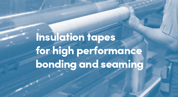 Insulation tape for high performance and bonding